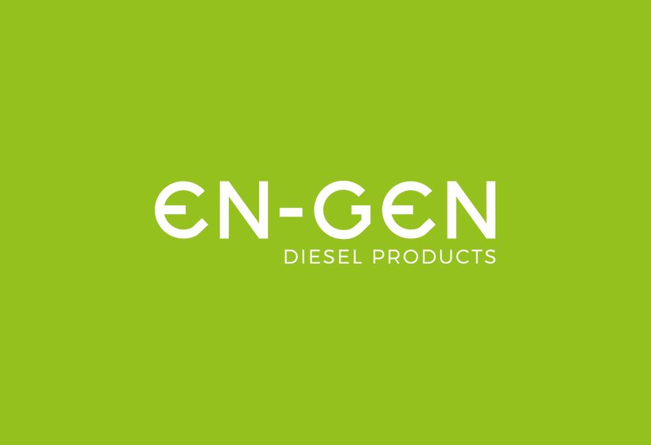 En-Gen Diesel Products Branding