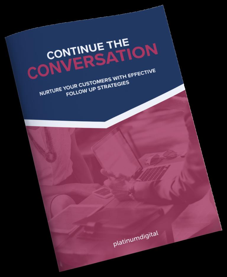Platinum Digital - Continue The Conversation eBook