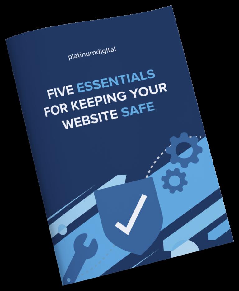 Five Essentials For Keeping Your WordPress Website Safe eBook