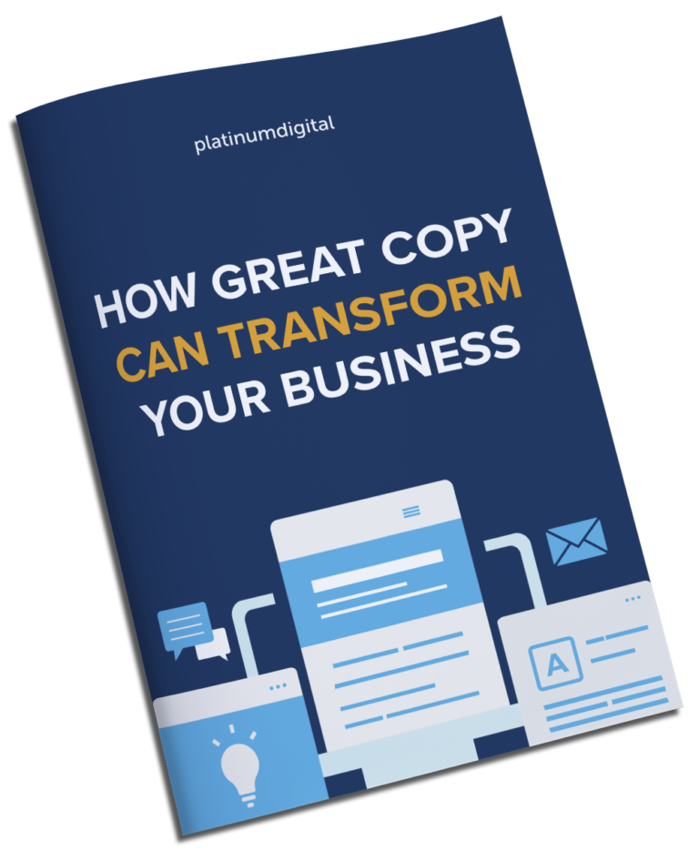 How Great Copy Can Transform Your Business eBook