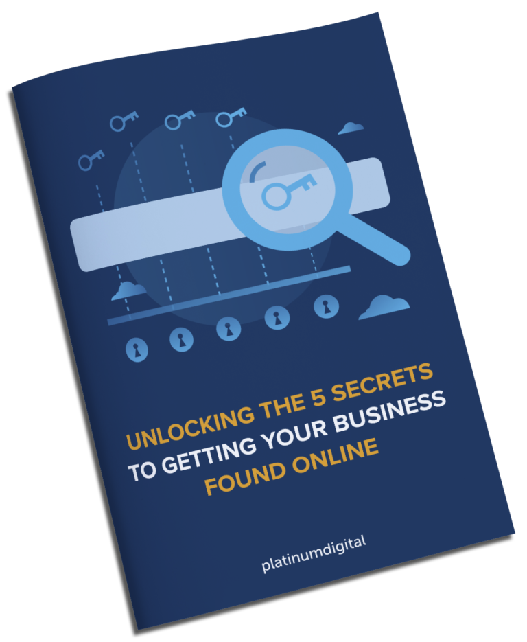Unlocking The 5 Secrets To Getting Your Website Found Online eBook
