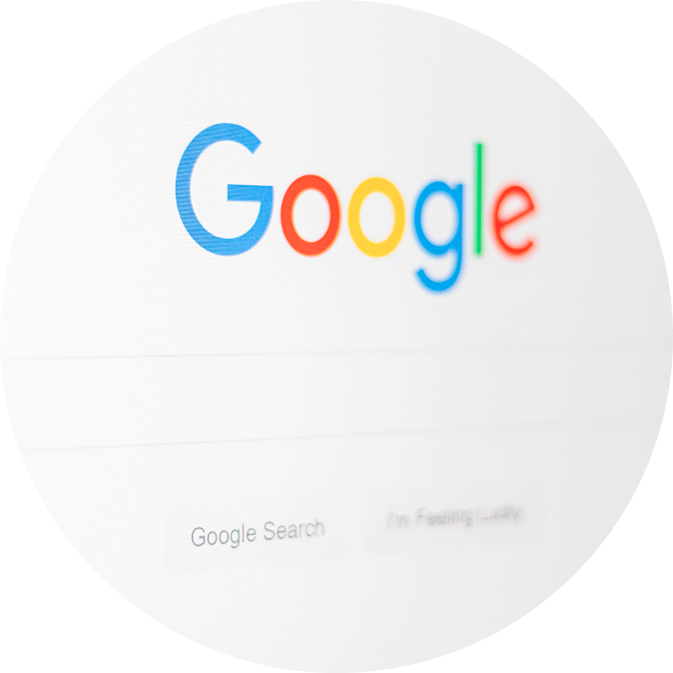 Search Engine Mockup